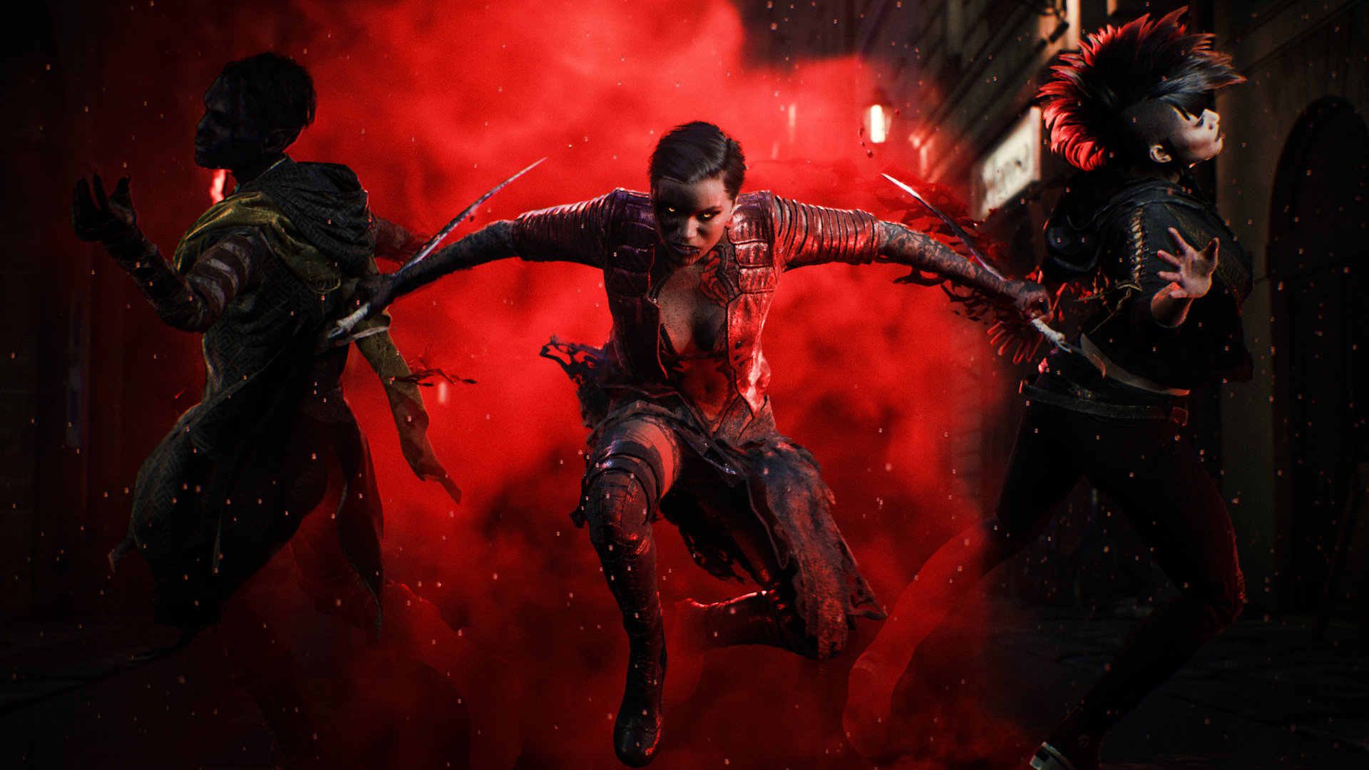 Vampire: The Masquerade is spawning a battle royale | Rock Paper Shotgun