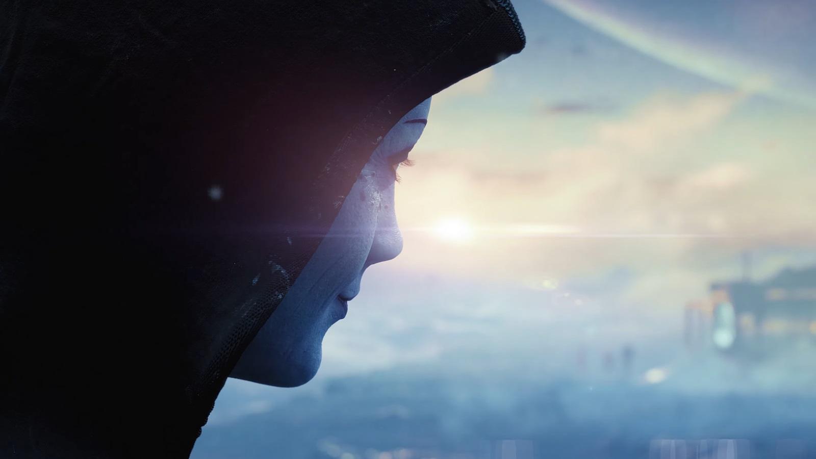 Mass Effect 2 Hide Helmet