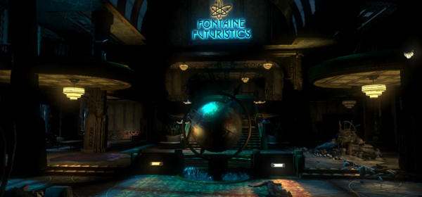 Everyone wants to visit Fontaine's Futuristics!