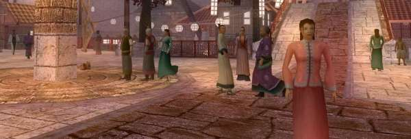 Jade Empire. The Bioware one no-one seems to have played. Man!