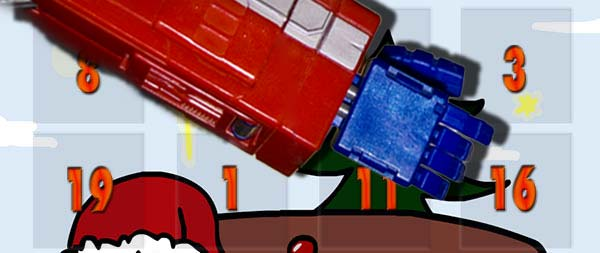 Poor old Optimus.