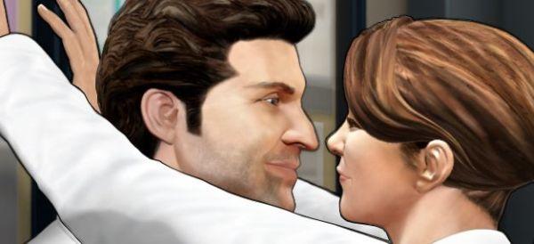 Ah, young doctors in love.