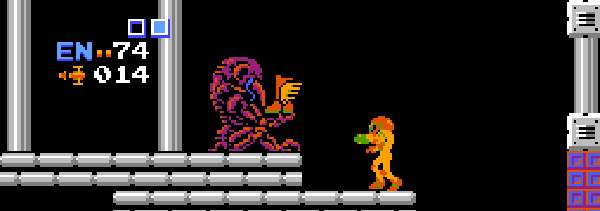Never played Metroid either, though being British, it's less of one. NES wasn't the thing here it was there.