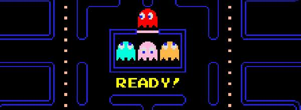 I actually hate Pac-Man. It's my least favourite classic arcade game.