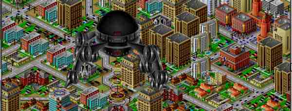 Never played a Sim City past the first, which is some kind of gaming sin, I suspect.