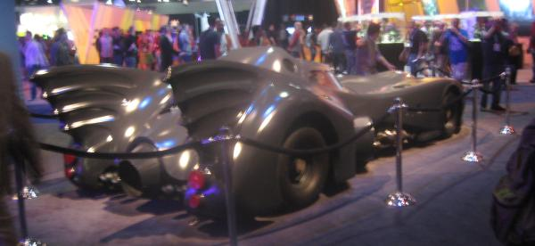 It's the Batmobile! I think.