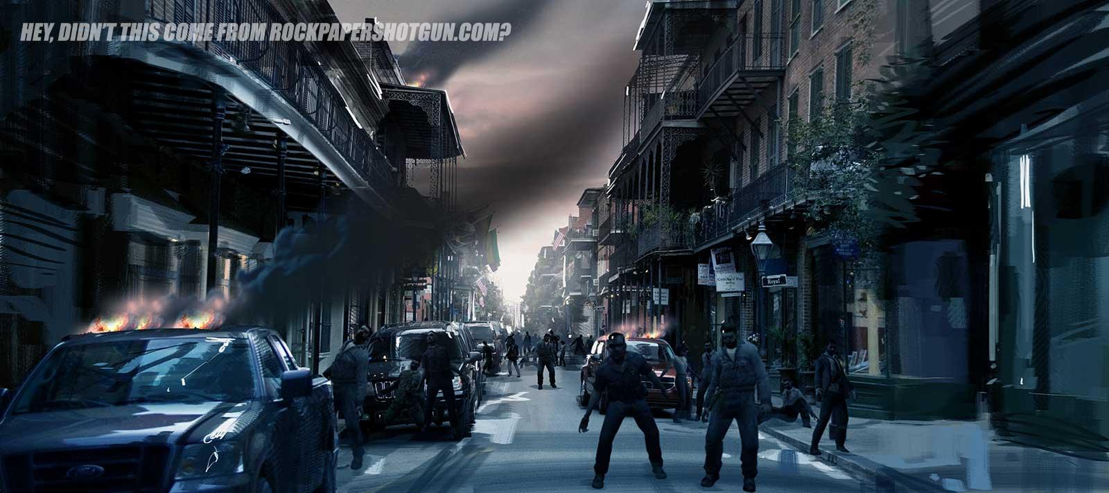 Left 4 Dead 2: Exclusive RPS Hands-On Preview   Rock Paper