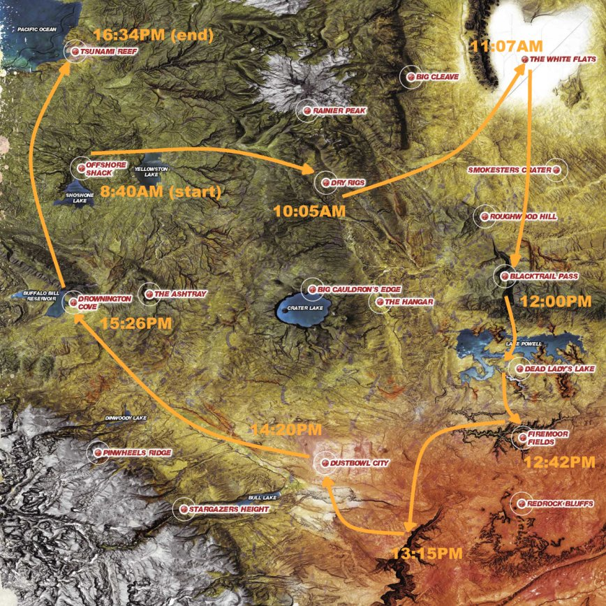 Fuel around the world in eight hours rock paper shotgun you can click on this image for a slightly larger map of my journey gumiabroncs Gallery