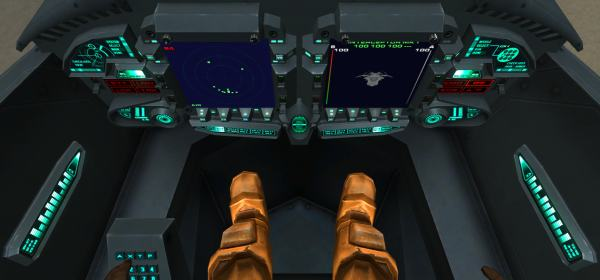 Honestly, any chance to show a cockpit screen when you're looking at your legs, I'm going to grab it