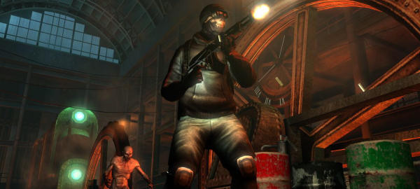 Killing Floor - game that made some men rich.