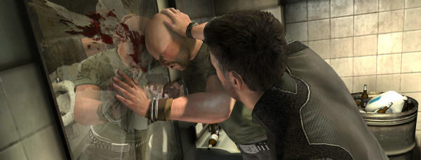 The next game will be Splinter Cell: Anger Management Therapy