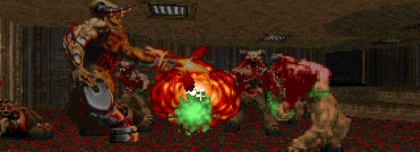 No one minded when you cheated at Doom!