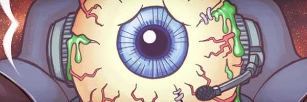 My eye. Mine.