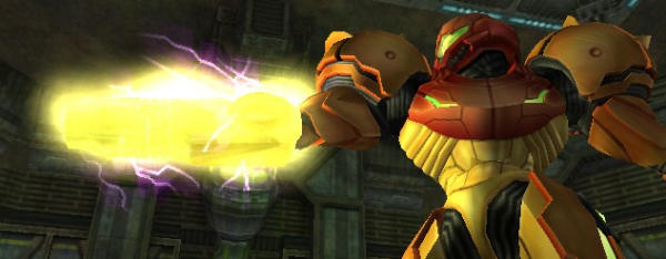 Oh Samus, I've never been all the way with you. NO NOT LIKE THAT.