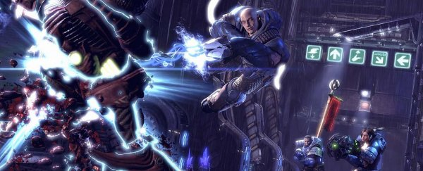 Epic's new free Unreal Tournament (development halted