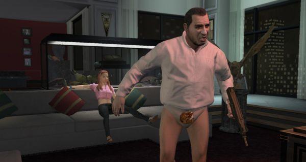 Gta nude dick pics sorry, that