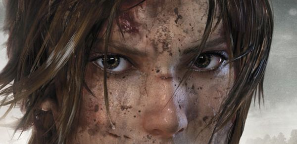 The staring eyes of Ms Croft.