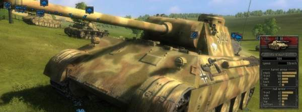 Tanky tanky!