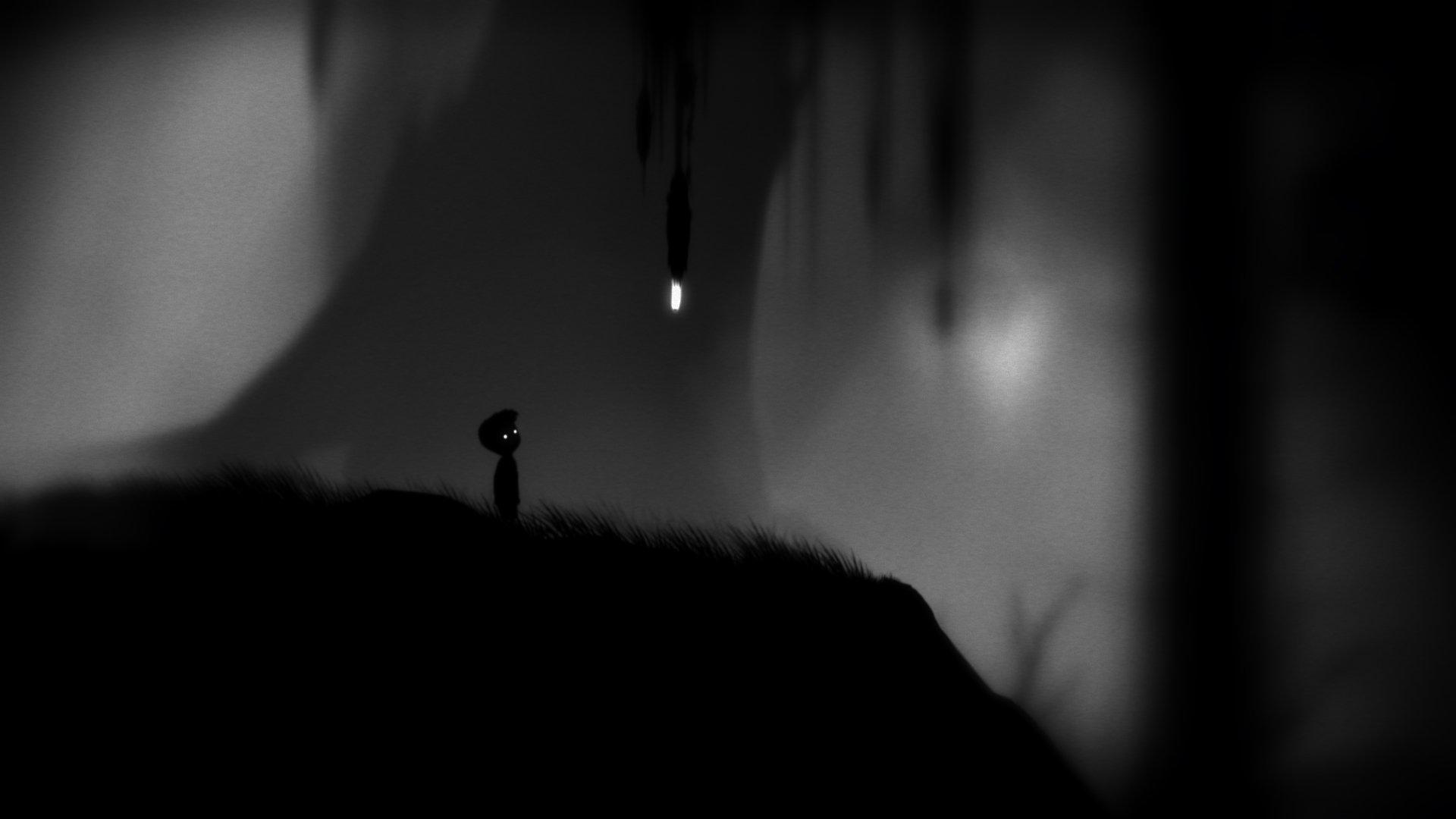 Limbo rock paper shotgun pc game reviews previews for Light art definition