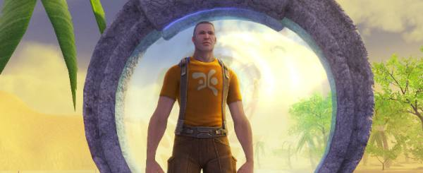 Cutter Slade is the bets of the Orange-T-shirt-wearing game heroes