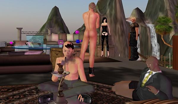 Second Life Gay Sex