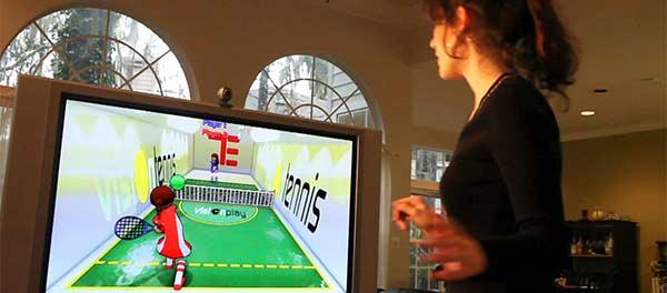 webcam games