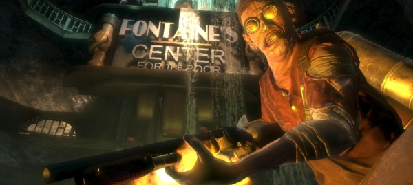 He's trying to use GfWL, the poor man.