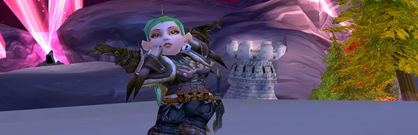 Yay! Oh, but I do miss my old Gnome. BUT I MUST NEVER PLAY AGAIN. NEVER