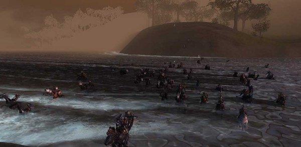 Darkfall online siege games