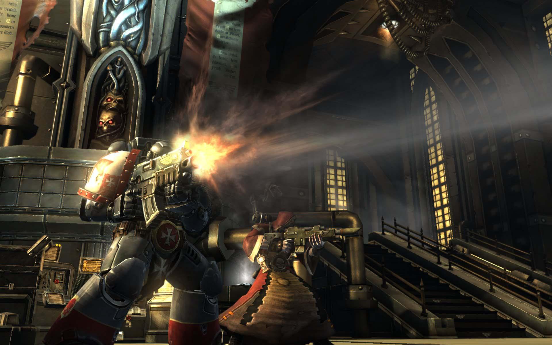 Warhammer 40k Online The First Images Rock Paper Shotgun
