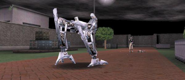 A Deus Ex ending.