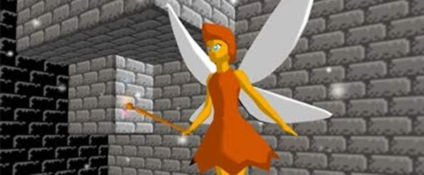 Fairy boy, fairy boy