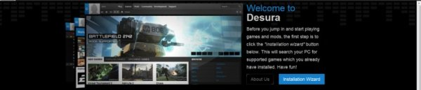 Desura's Installation Wizard checks out your current system to make sure you'll be able to play the mods and games you're after.