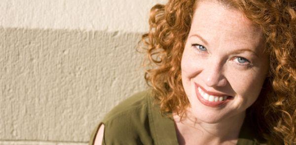 Sarah Hamilton provides the fantastic voice of April Ryan.