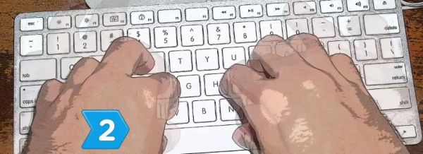 How to use a keyboard.