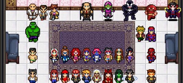 Marvels Super Heroes RPG!!!! Spriters help wanted!!!!! Topic