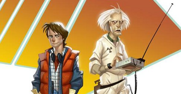 Great Scott! Again!
