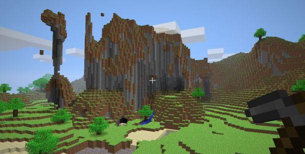 Cave Time Feeling Safe In Minecraft Rock Paper Shotgun