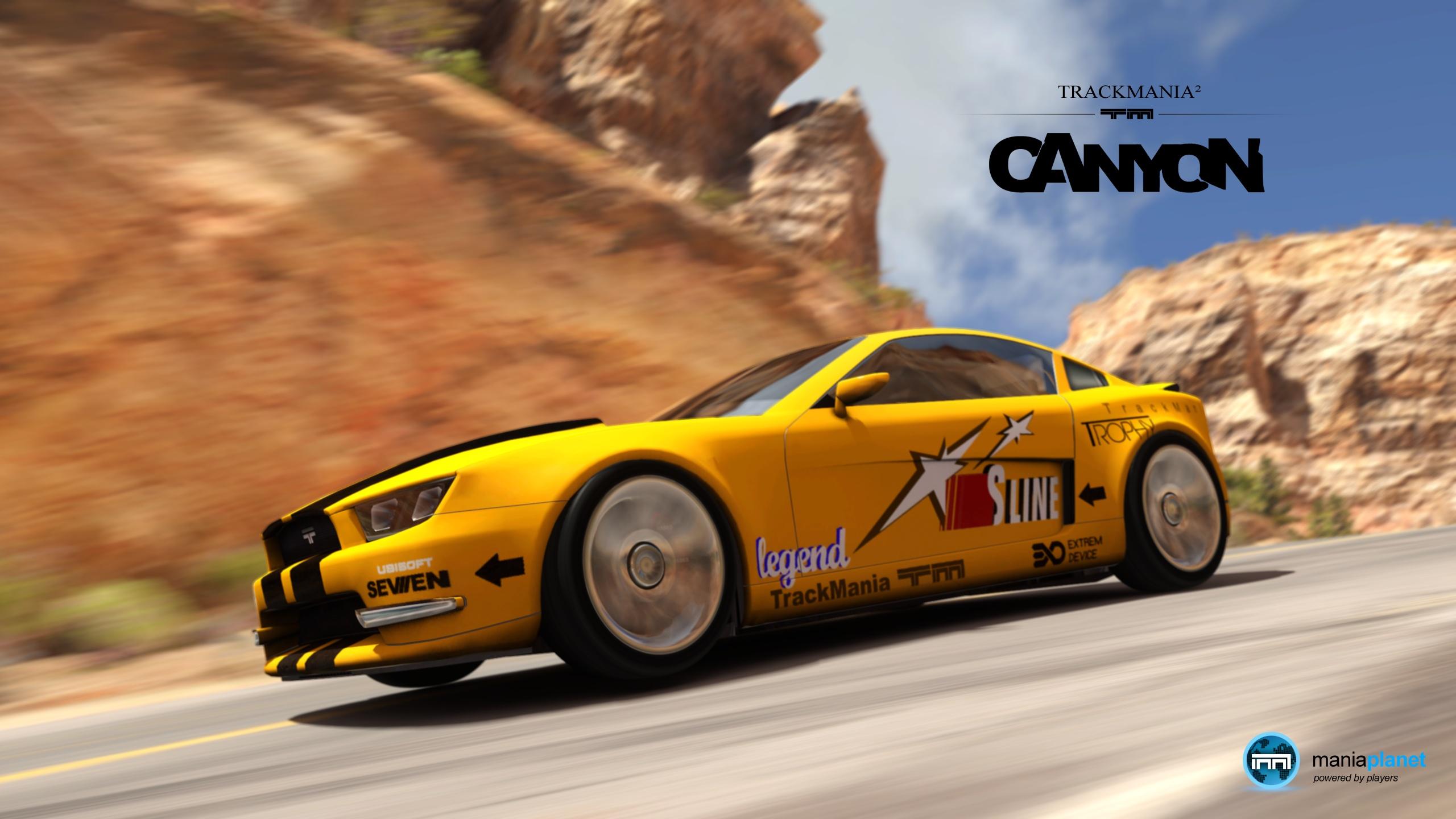 jeux trackmania 2 canyon gratuit