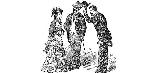 Be gentlemen, gentlemen