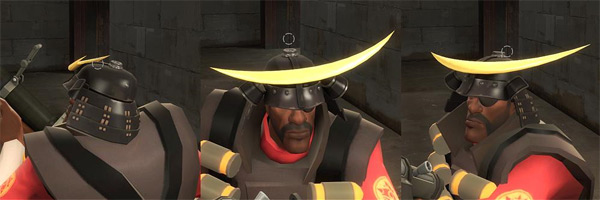 Killer's Kabuto Fix (Team Fortress 2 > Skins > All Class ...  |Tf2 Samurai Hat