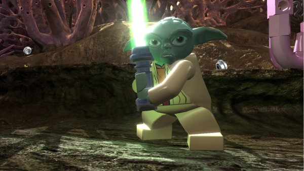 Is that a young yoda?