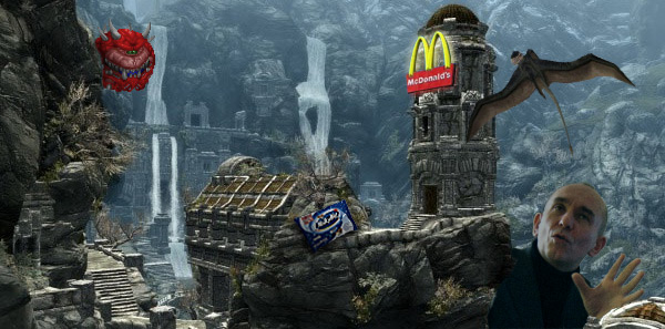 Bethesda Confirms Mod Support For Skyrim | Rock Paper Shotgun