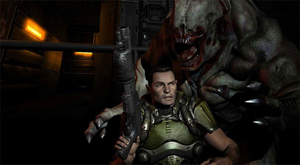 Eventually, I've become strangely fond of Doom 3