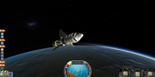 kerbal space program shuttle designs - photo #14