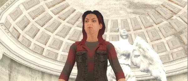 My SR2 character.