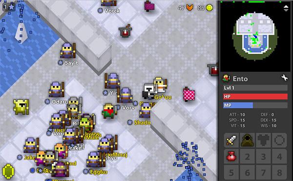 Bot maker rotmg kong