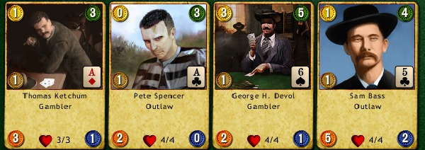 From left to right: John, Alec, Quinns and Jim's great-grandparents
