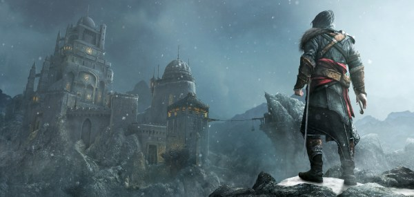 Maybe the revelation will be that Ezio has to murder... himself!