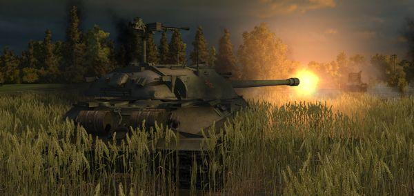 Tanks: like more effectively designed Daleks.